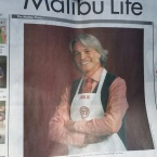 Links to The Malibu Times Articles on ME!